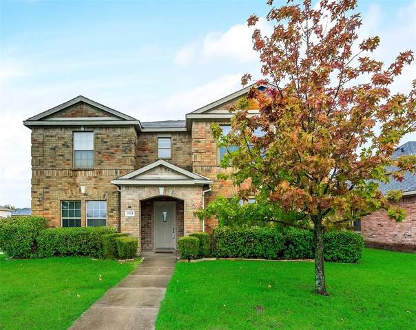 2028 Pinenut Drive, Mesquite, TX 75181 (MLS #14426384) :: Real Estate By Design