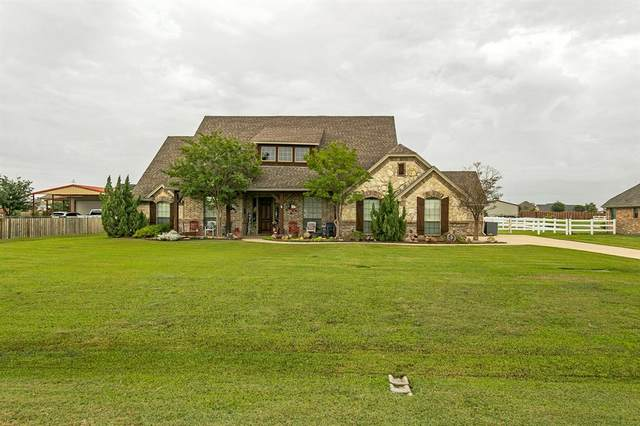 709 Lonesome Star Trail, Haslet, TX 76052 (MLS #14426503) :: Justin Bassett Realty