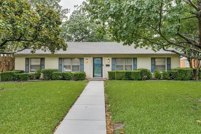 10611 Countess Drive, Dallas, TX 75229 (MLS #14426545) :: The Mitchell Group