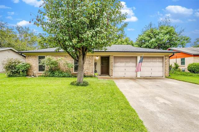 804 E Prairie View Road, Crowley, TX 76036 (MLS #14426548) :: Potts Realty Group
