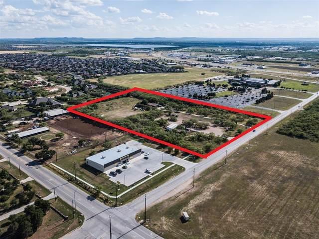 941 E Industrial Boulevard, Abilene, TX 79602 (MLS #14426576) :: The Paula Jones Team | RE/MAX of Abilene