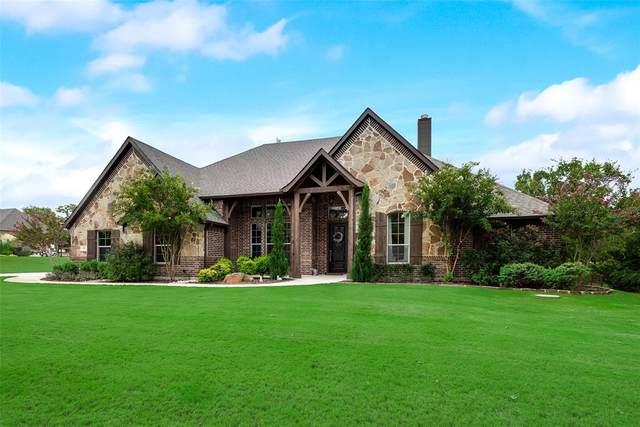 269 Hlavek Road, Decatur, TX 76234 (MLS #14426603) :: The Kimberly Davis Group