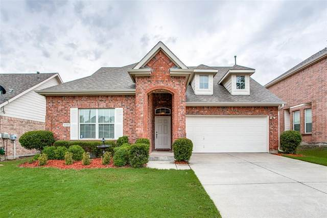 6001 Greenmeadow Drive, Denton, TX 76226 (MLS #14426624) :: The Mitchell Group
