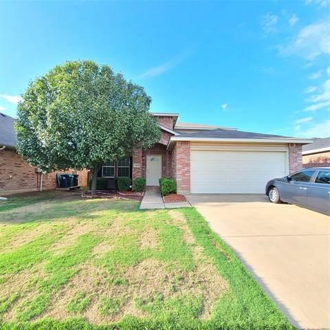 3405 Groveland Terrace, Denton, TX 76210 (MLS #14426645) :: Frankie Arthur Real Estate