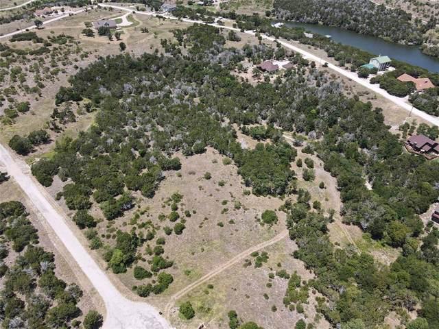 Lot 3 Split Rail Drive, Possum Kingdom Lake, TX 76449 (MLS #14426657) :: Real Estate By Design