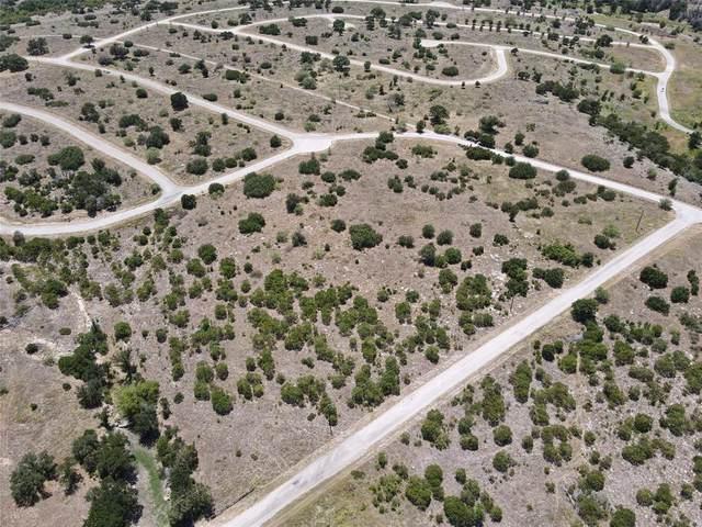 Lot 5 Split Rail Drive, Possum Kingdom Lake, TX 76449 (MLS #14426708) :: Real Estate By Design