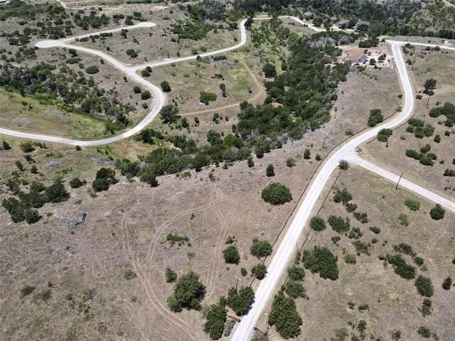 Lot 11 Split Rail Drive, Possum Kingdom Lake, TX 76449 (MLS #14426717) :: Real Estate By Design