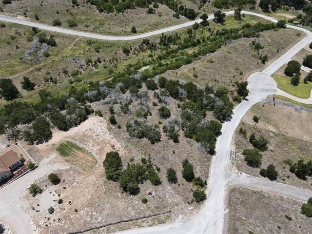 Lot 12 Split Rail Drive, Possum Kingdom Lake, TX 76449 (MLS #14426723) :: Real Estate By Design