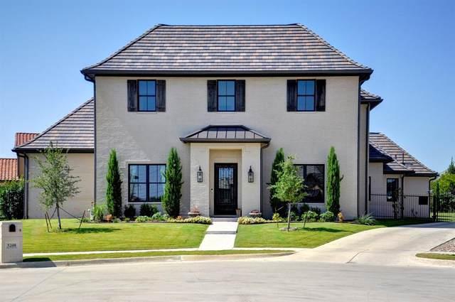 5208 Sendero Drive, Benbrook, TX 76126 (MLS #14426819) :: Potts Realty Group