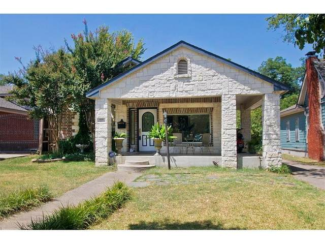 6023 Richmond Avenue, Dallas, TX 75206 (MLS #14426917) :: RE/MAX Landmark