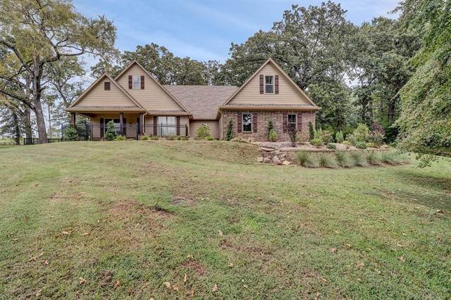 151 Smith Road, Gladewater, TX 75647 (MLS #14426975) :: The Mauelshagen Group