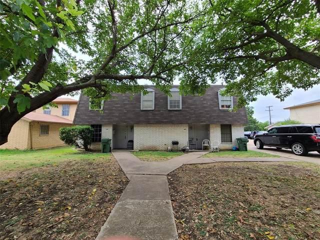 2504 Hollandale Circle, Arlington, TX 76010 (MLS #14427013) :: The Kimberly Davis Group