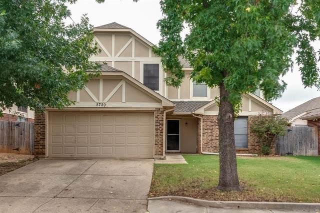 8729 Brushy Creek Trail, Fort Worth, TX 76118 (MLS #14427017) :: Frankie Arthur Real Estate