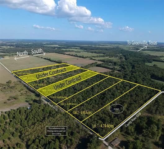 Lot 7 County Rd 4519, Wolfe City, TX 75496 (MLS #14427021) :: The Mauelshagen Group