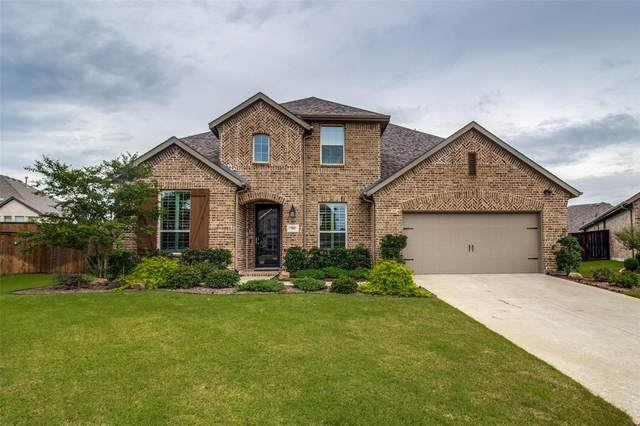 9808 Pikes Peak Place, Oak Point, TX 75068 (MLS #14427037) :: The Mitchell Group
