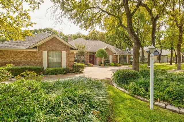 3907 Bandera Drive, Granbury, TX 76049 (MLS #14427064) :: The Mitchell Group