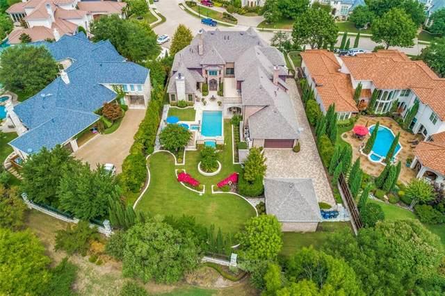 4865 Orchard Park Drive, Frisco, TX 75034 (MLS #14427136) :: Keller Williams Realty