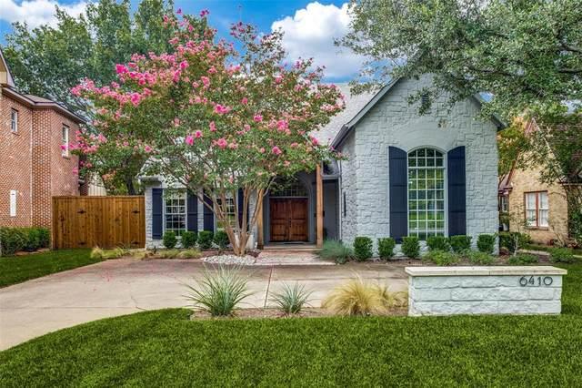 6410 Lakewood Boulevard, Dallas, TX 75214 (MLS #14427291) :: Frankie Arthur Real Estate