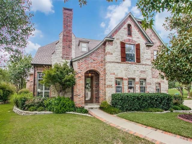 2029 Tremont Circle, Denton, TX 76205 (MLS #14427298) :: Real Estate By Design