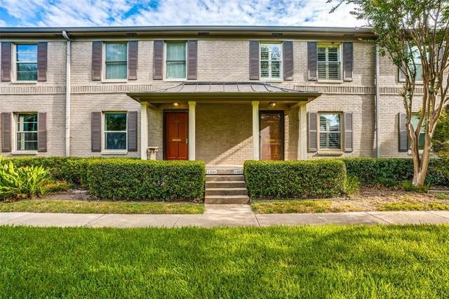 6492 Bordeaux Avenue #6492, Dallas, TX 75209 (MLS #14427339) :: Front Real Estate Co.