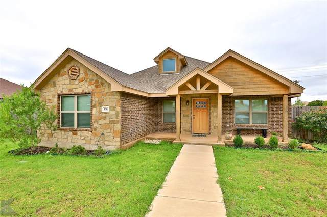 3733 Kallies Cove, Abilene, TX 79606 (MLS #14427375) :: The Mitchell Group
