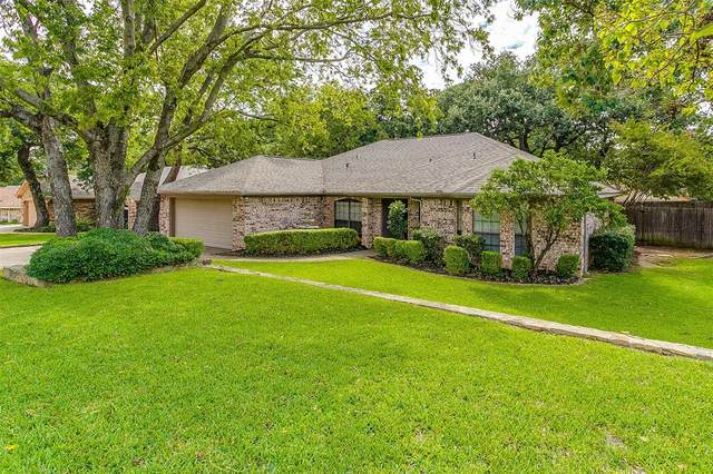 6800 Ridgewood Drive, North Richland Hills, TX 76182 (MLS #14427397) :: The Mitchell Group