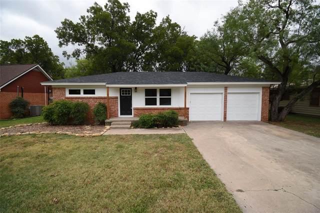 720 Glendale Drive, Abilene, TX 79603 (MLS #14427401) :: Keller Williams Realty