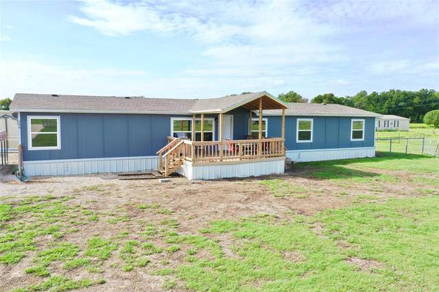 296 Private Road 4436, Rhome, TX 76078 (MLS #14427405) :: Justin Bassett Realty
