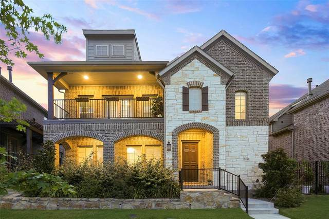 2447 Southgate Drive, Richardson, TX 75080 (MLS #14427422) :: Potts Realty Group