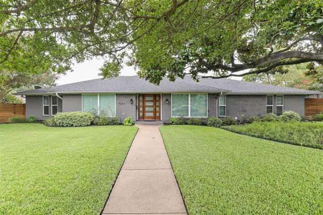 4244 Rickover Drive, Dallas, TX 75244 (MLS #14427423) :: Potts Realty Group