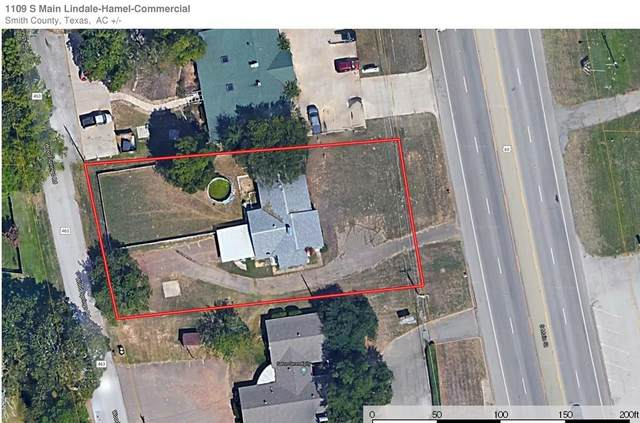 1109 S Main Street, Lindale, TX 75771 (MLS #14427476) :: All Cities USA Realty