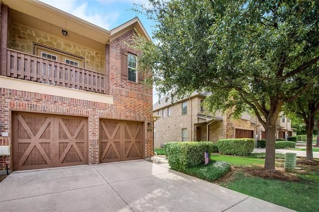 366 Hamilton Street, Lewisville, TX 75067 (MLS #14427481) :: The Hornburg Real Estate Group