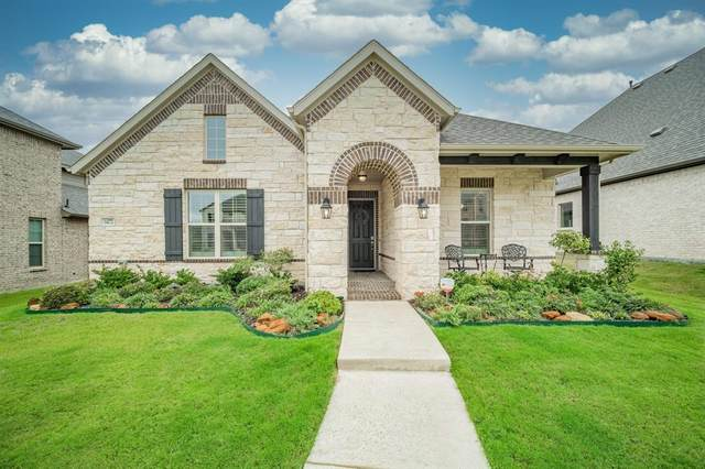14272 Cottontail Drive, Frisco, TX 75033 (MLS #14427513) :: The Kimberly Davis Group