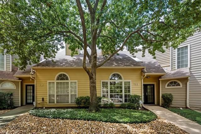733 Berkley Plaza, Irving, TX 75061 (MLS #14427522) :: The Kimberly Davis Group