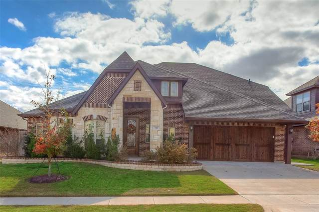 720 Paintbrush Court, Aledo, TX 76008 (MLS #14427643) :: The Good Home Team