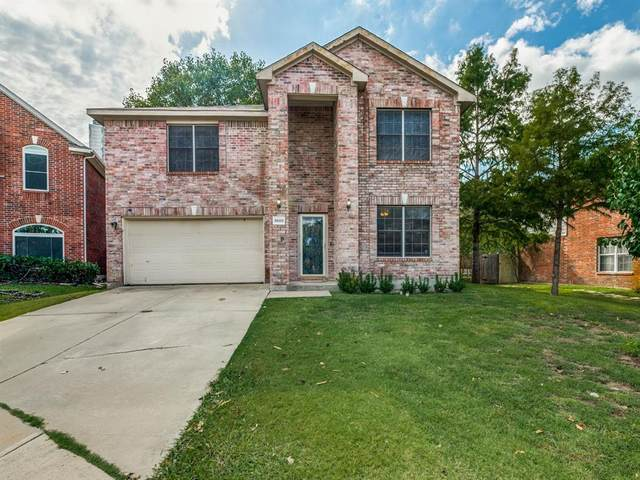 8609 Chelan Way, Fort Worth, TX 76244 (MLS #14427656) :: Frankie Arthur Real Estate