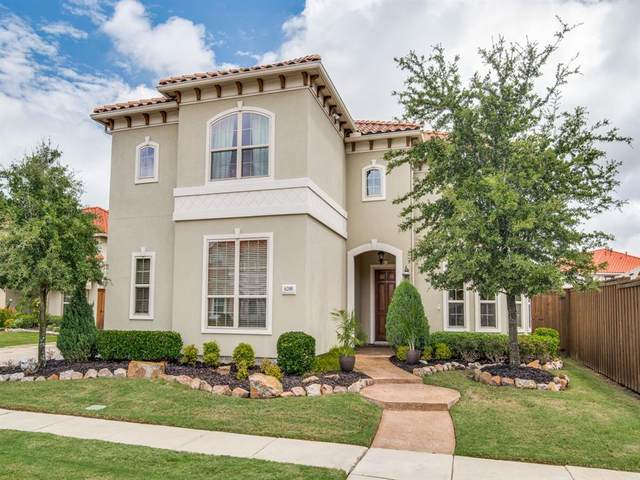6208 Monte Cristo Lane, Plano, TX 75024 (MLS #14427666) :: Real Estate By Design