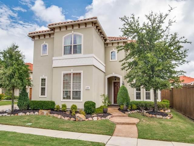 6208 Monte Cristo Lane, Plano, TX 75024 (MLS #14427666) :: Potts Realty Group