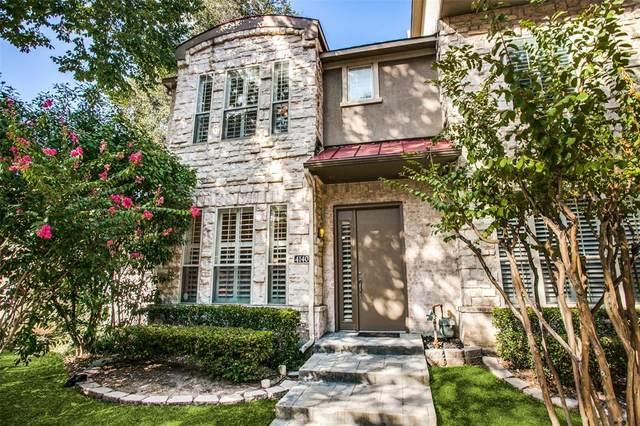 4140 N Hall Street, Dallas, TX 75219 (MLS #14427687) :: Bray Real Estate Group