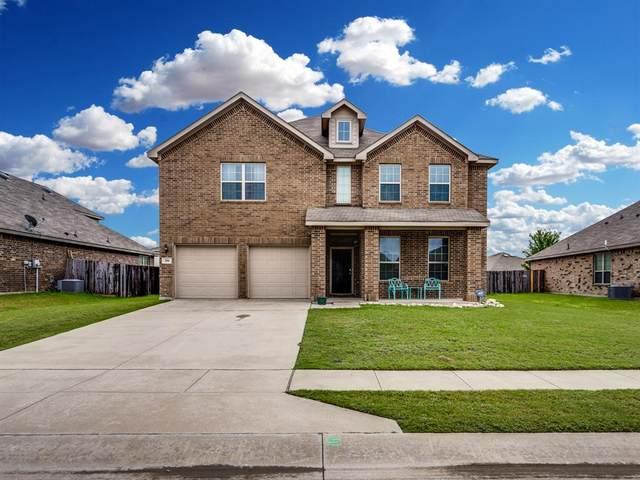 206 Belgian Street, Waxahachie, TX 75165 (MLS #14427798) :: The Paula Jones Team   RE/MAX of Abilene