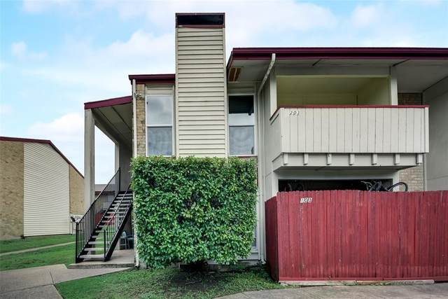 919 S Weatherred Drive #203, Richardson, TX 75080 (MLS #14427841) :: RE/MAX Landmark