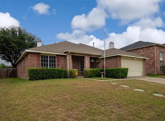 8309 Prairie Rose Lane, Fort Worth, TX 76123 (MLS #14427872) :: Frankie Arthur Real Estate