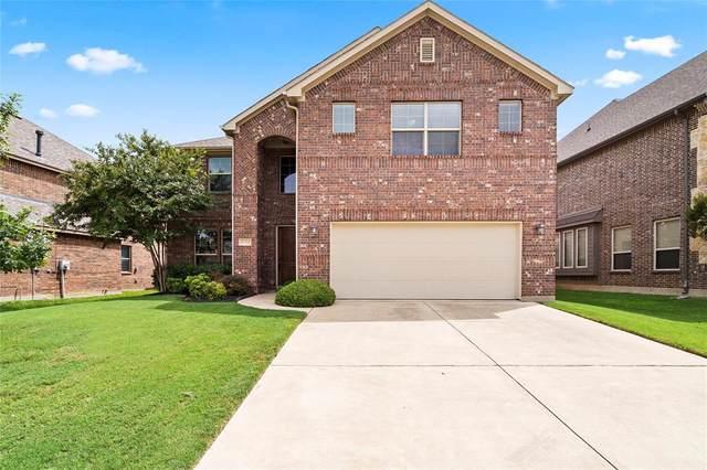 8704 Running River Lane, Fort Worth, TX 76131 (MLS #14427877) :: Team Tiller