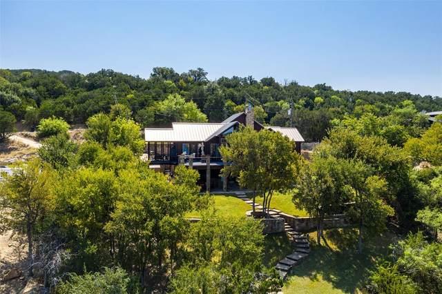 2439 Upper Burma Road, Graford, TX 76449 (MLS #14427925) :: Real Estate By Design