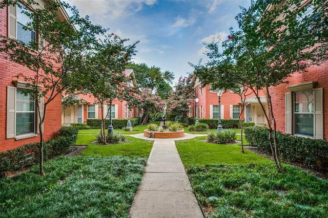 4805 Bradford Drive B, Dallas, TX 75219 (MLS #14427946) :: Feller Realty
