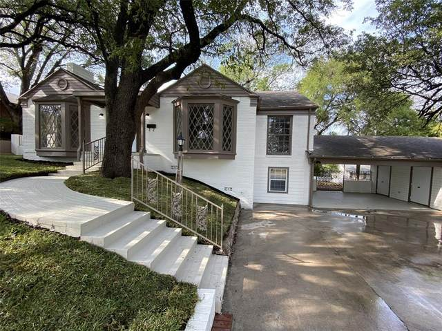 4326 Birchman Avenue, Fort Worth, TX 76107 (MLS #14428038) :: Potts Realty Group