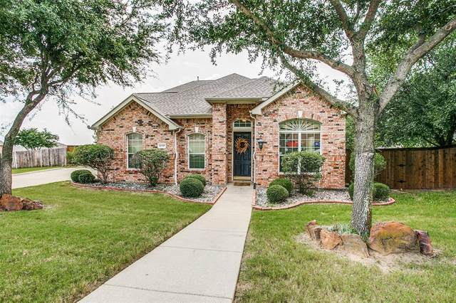 12337 Woodland Springs Drive, Fort Worth, TX 76244 (MLS #14428073) :: The Mitchell Group