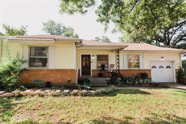 1244 Glenwood Drive, Irving, TX 75060 (MLS #14428152) :: The Kimberly Davis Group
