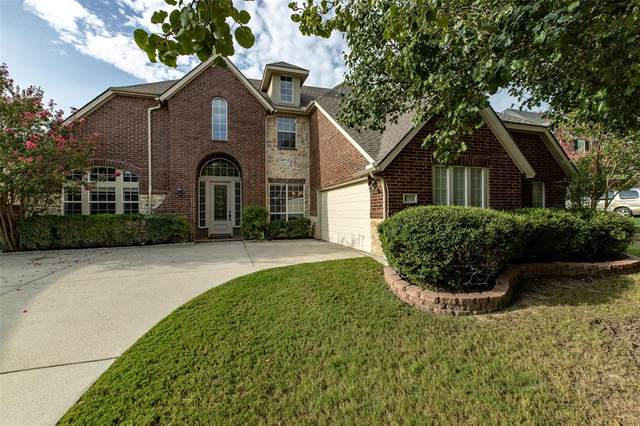 4004 Pendleton Drive, Fort Worth, TX 76244 (MLS #14428286) :: Frankie Arthur Real Estate