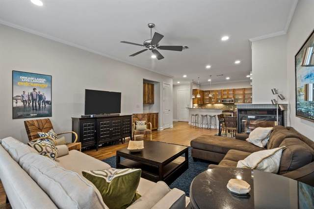 2800 Sandage Avenue #202, Fort Worth, TX 76109 (MLS #14428311) :: The Mitchell Group